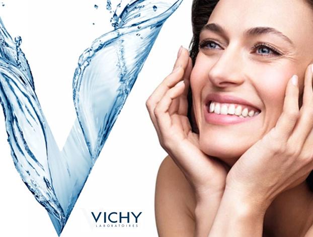 Crema viso Vichy